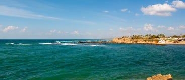 Caesarea, Israel . Stock Image