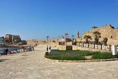 Caesarea, Israel Stock Photography