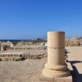 Caesarea, Israel Stock Photos