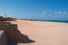 Caesarea, Israel, Middle East Stock Images