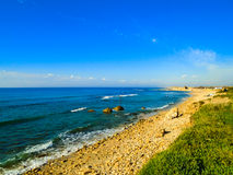 Caesarea, Israel Stock Image