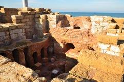 Caesarea Maritima Стоковые Изображения RF