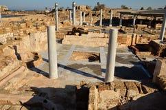 Caesarea Maritima Royalty Free Stock Image