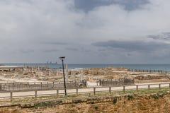 Caesarea Maritima stock photography