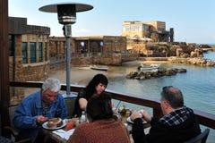 Caesarea Maritima - Israel lizenzfreies stockfoto