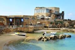 Caesarea Maritima - Israel stockbild