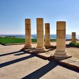Caesarea Maritima National Park Royalty Free Stock Photography