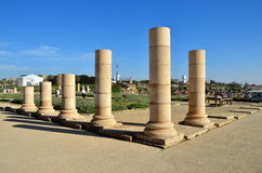 Caesarea Maritima National Park Royalty Free Stock Photo