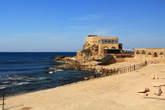 Caesarea Maritima National Park Royalty Free Stock Photo