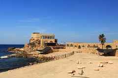 Caesarea Maritima National Park Stock Image