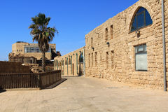 Caesarea Maritima National Park Royalty Free Stock Images