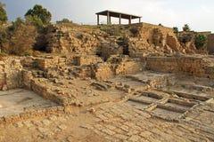 Caesarea Maritima National Park Stock Image