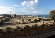 Caesarea National Park Stock Images