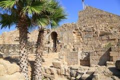 Caesarea National Park Stock Photography