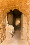 Caesarea Passageway Royalty Free Stock Photo
