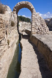 Caesarea's Low Aqueduct Royalty Free Stock Photography