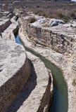 Caesarea's Low Aqueduct Stock Image