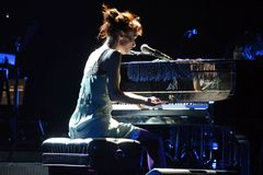 Caesars AC Presents Fiona Apple Live Stock Image