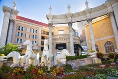 Caesars Atlantyk miasto Zdjęcia Royalty Free