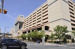 Caesars Hotel & Casino in Atlantic City resort from New Jersey USA Royalty Free Stock Photo