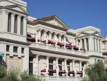 Caesars Palace Hotel & Casino, Las Vegas, USA Royalty Free Stock Photography