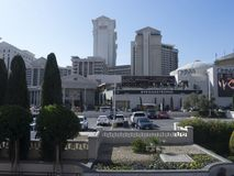 Caesars Palace Hotel & Casino, Las Vegas, USA Royalty Free Stock Images