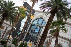 Caesars Palace dans Las Vegas photographie stock libre de droits
