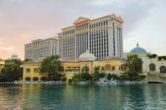 Caesars Palace en Las Vegas Imagen de archivo libre de regalías