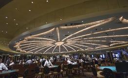 Caesars Palace hotel gambling hall Stock Photography