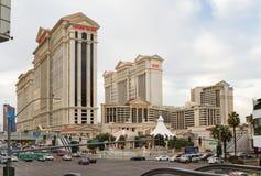 Caesars Palace-Hotel, Las Vegas Stockfotos