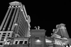 Caesars palace hotel las vegas Royalty Free Stock Photos