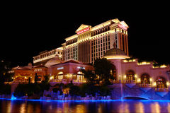 Caesars Palace of Las Vegas Stock Photography