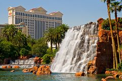 Caesars Palace in Las Vegas. Nevada royalty free stock images
