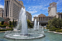 Caesars Palace, Las Vegas Royalty Free Stock Photos