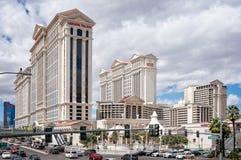 Caesars Palace on Las Vegas Strip Royalty Free Stock Photos