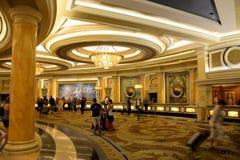 Caesars Palace Lobby Stock Image