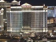Caesars Palace Night Royalty Free Stock Photography