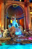 Caesars Palace Sculptures Royalty Free Stock Image