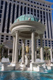 Caesars Palace, Temple pool Royalty Free Stock Photography