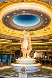 Caesars Palace-Wasserbrunnen Lizenzfreie Stockbilder