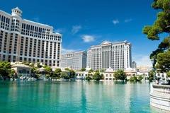 Caesars Palacehotel op de Strook van Las Vegas in Nevada royalty-vrije stock afbeeldingen