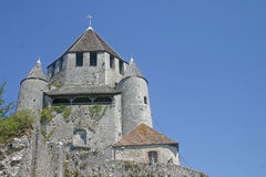 Caesars Tower in Provins France Stock Photo