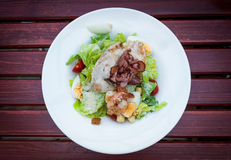Caeser salad Royalty Free Stock Photography