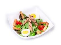 Caeser salade Stock Afbeeldingen