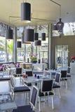 Café Stock Photo