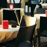 Cafè stockfotografie