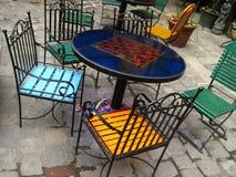 Café, Café-barra Fotos de Stock Royalty Free