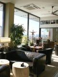 Café in der Stadt Lizenzfreies Stockfoto