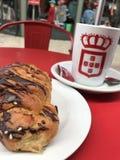 Café di Videa Immagini Stock