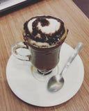 Café espresso Arkivbilder